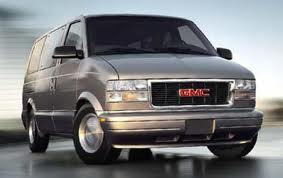 GMC Safari fuel consumption, miles per gallon or litres/ km
