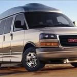GMC Savana fuel consumption, miles per gallon or litres/ km