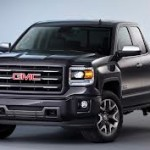 GMC Sierra fuel consumption, miles per gallon or litres/ km