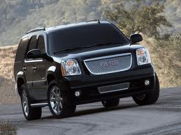GMC Yukon fuel consumption, miles per gallon or litres/ km