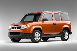 Honda Element fuel consumption, miles per gallon or litres/ km
