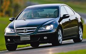Honda Legend fuel consumption, miles per gallon or litres/ km