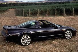 Honda NSX-T fuel consumption, miles per gallon or litres/ km