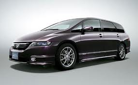 Honda Odyssey fuel consumption, miles per gallon or litres/ km