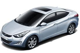 Hyundai Elantra fuel consumption, miles per gallon or litres/ km