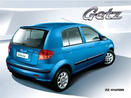 Hyundai Getz fuel consumption, miles per gallon or litres/ km