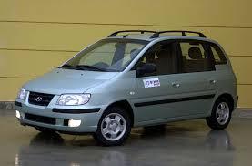 Hyundai Matrix fuel consumption, miles per gallon or litres/ km