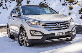 Hyundai Santa Fe fuel consumption, miles per gallon or litres/ km