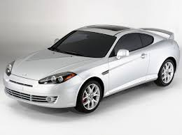 Hyundai Tiburon fuel consumption, miles per gallon or litres/ km