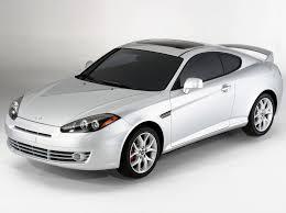 Hyundai Tiburon fuel consumption, miles per gallon or litres/ km