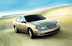 Infiniti I35 Luxury fuel consumption, miles per gallon or litres / km