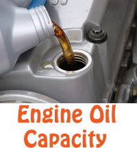 Engine Oil Capacity