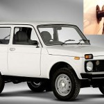 Lada Niva fuel consumption, miles per gallon or litres - km