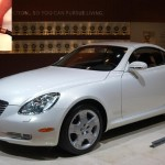 Lexus SC fuel consumption, miles per gallon or litres – km