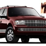 Lincoln Aviator fuel consumption, miles per gallon or litres – km