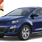 Mazda CX-7 fuel consumption, miles per gallon or litres – km.