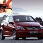 Mercedes Benz B 200 fuel consumption, miles per gallon or litres – km