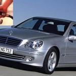 Mercedes Benz C 200 fuel consumption, miles per gallon or litres – km