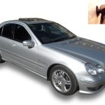 Mercedes Benz C 32 AMG fuel consumption, miles per gallon or litres – km