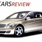 Mercedes Benz R 280 CDi fuel consumption, miles per gallon or litres – km