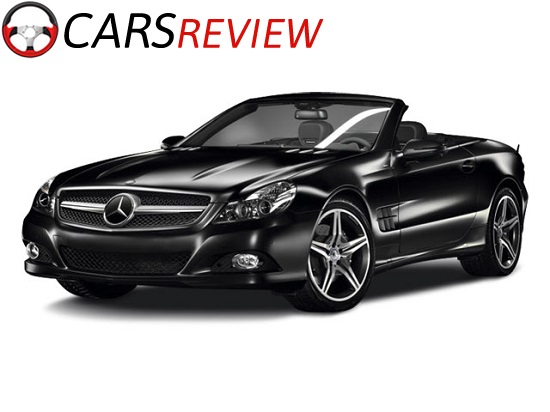 Mercedes Benz SL 550 Roadster fuel consumption, miles per gallon or litres – km