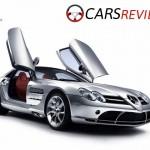 Mercedes Benz SLR McLaren fuel consumption