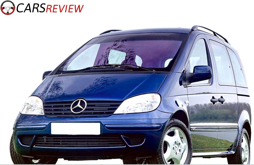 Mercedes Benz Vaneo 1.6 Trend fuel consumption