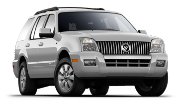 Mercury Mountaineer fuel consumption