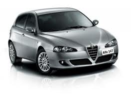 Alfa Romeo 147 fuel consumption, liters or gallons / km or miles