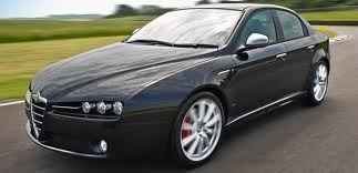 Alfa Romeo 159 fuel consumption, liters or gallons / km or miles