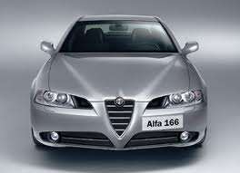 Alfa Romeo 166 fuel consumption, liters or gallons / km or miles