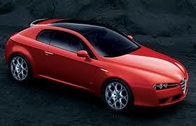 Alfa Romeo Brera fuel consumption, liters or gallons / km or miles