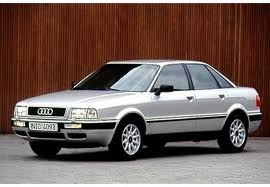 Audi 80 fuel consumption, liters or gallons / km or miles