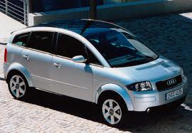 Audi A2 fuel consumption, liters or gallons / km or miles
