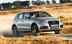 Audi Q5 fuel consumption, liters or gallons / km or miles
