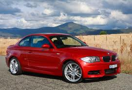 BMW 125i fuel consumption, liters or gallons / km or miles
