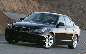BMW 530 fuel consumption, liters or gallons / km or miles