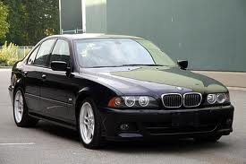 BMW 540i fuel consumption, liters or gallons / km or miles