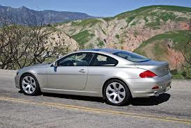 BMW 645ci fuel consumption, liters or gallons / km or miles