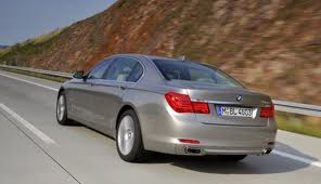 BMW 740 fuel consumption, liters or gallons / km or miles