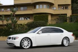 BMW 745 fuel consumption, liters or gallons / km or miles