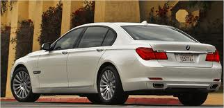 BMW 750 fuel consumption, liters or gallons / km or miles