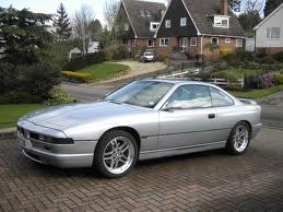 BMW 840ci fuel consumption, liters or gallons / km or miles