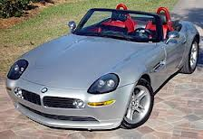 BMW Z8 fuel consumption, liters or gallons / km or miles
