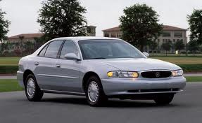 Buick Century fuel consumption, liters or gallons / km or miles