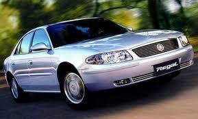 Buick Regal fuel consumption, miles per gallon or litres/ km