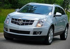 Cadillac SRX fuel consumption, miles per gallon or litres/ km