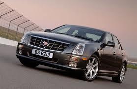Cadillac STS fuel consumption, miles per gallon or litres km
