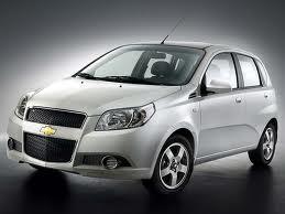 Chevrolet Aveo fuel consumption, miles per gallon or litres km