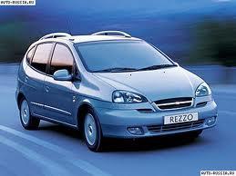 Chevrolet Rezzo fuel consumption, miles per gallon or litres/ km